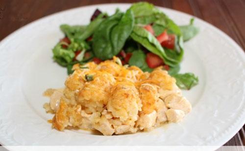 Chickenranchcasserole