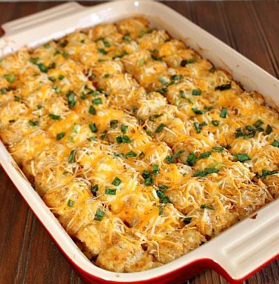 Chicken-ranch-casserole