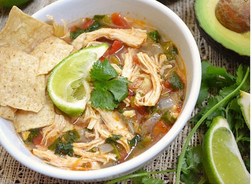 MexicanChickenSoup