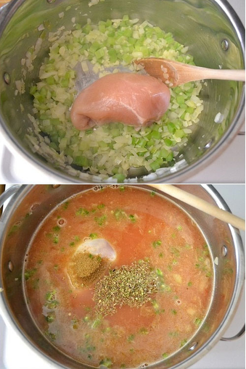 Preparemexicanchickensoup