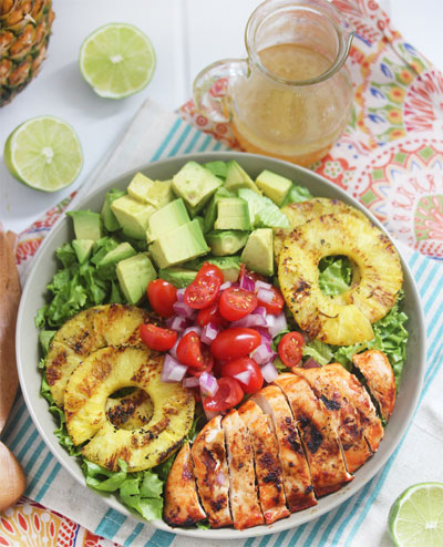 Scrumptious Sriracha Lime Chicken